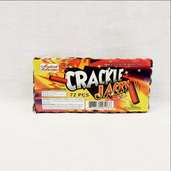 Crackle Jacks 72/pk