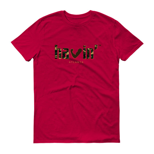 Signature Logo Tee (Red)