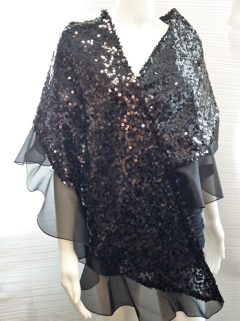 Sequined Wrap