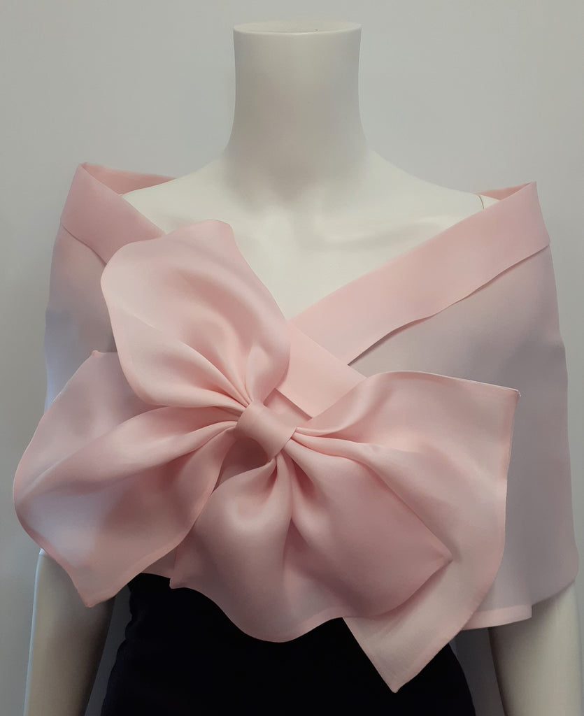 Wedding Wrap with Bow