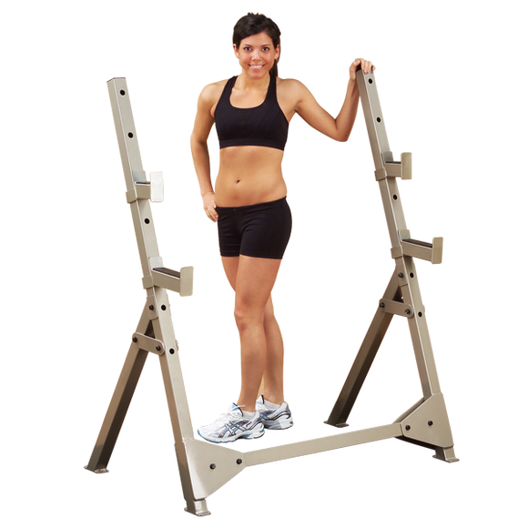 Olympic Barbell Holder - External Strength