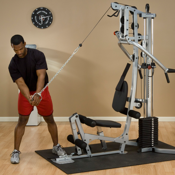 Single Stack Home Gym - External Strength