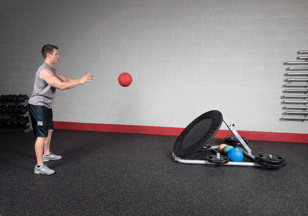 Ball Rebounder - External Strength