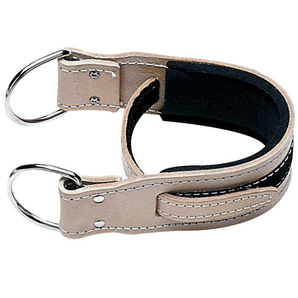 Leather Ankle Strap - External Strength