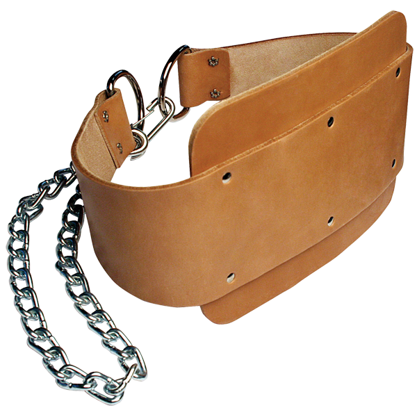 Leather Dipping Belt - External Strength