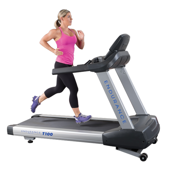 Treadmill Dc - External Strength