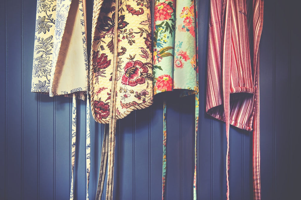 Floral Fabric Trends Throughout the Decades