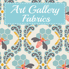 Designer fabrics by Art Gallery Fabric Collection