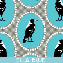 Designer fabrics by Ella Blue. Buy Ella Blue fabrics here at Spindle and Rose.