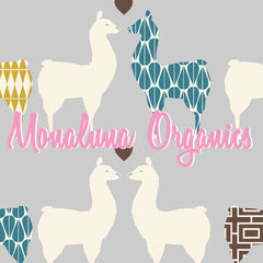 Designer Organic Fabrics by Monaluna Organics. Buy Monaluna Organics at Spindle and Rose.