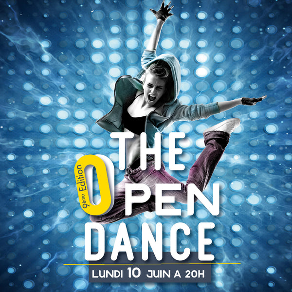 The Open dance : 9ème Edition