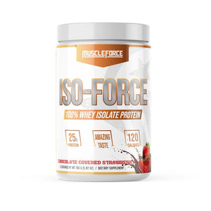 ISO-FORCE 100% Whey Isolate Protein - Sampler