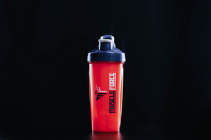 Red & Blue Shaker Bottle