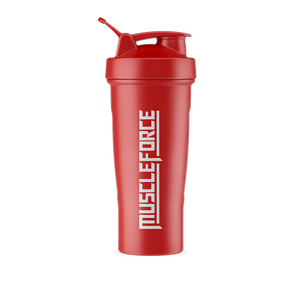 Red Shaker Bottle