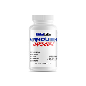 Vanquish HARDCORE High-Stim Fat Burner