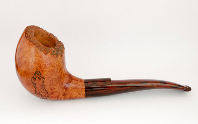 The Capercaillie pipe - Coral Pipes