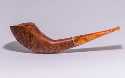 Colibri smooth horn - Coral Pipes