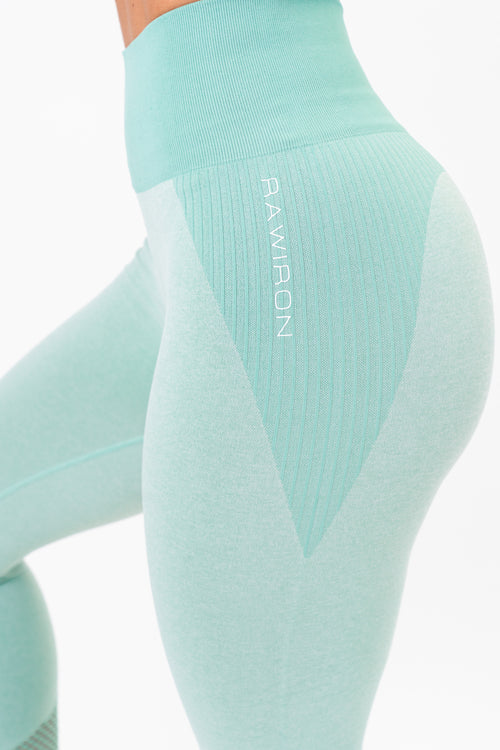 Luxe Seamless Leggings (Light Green)