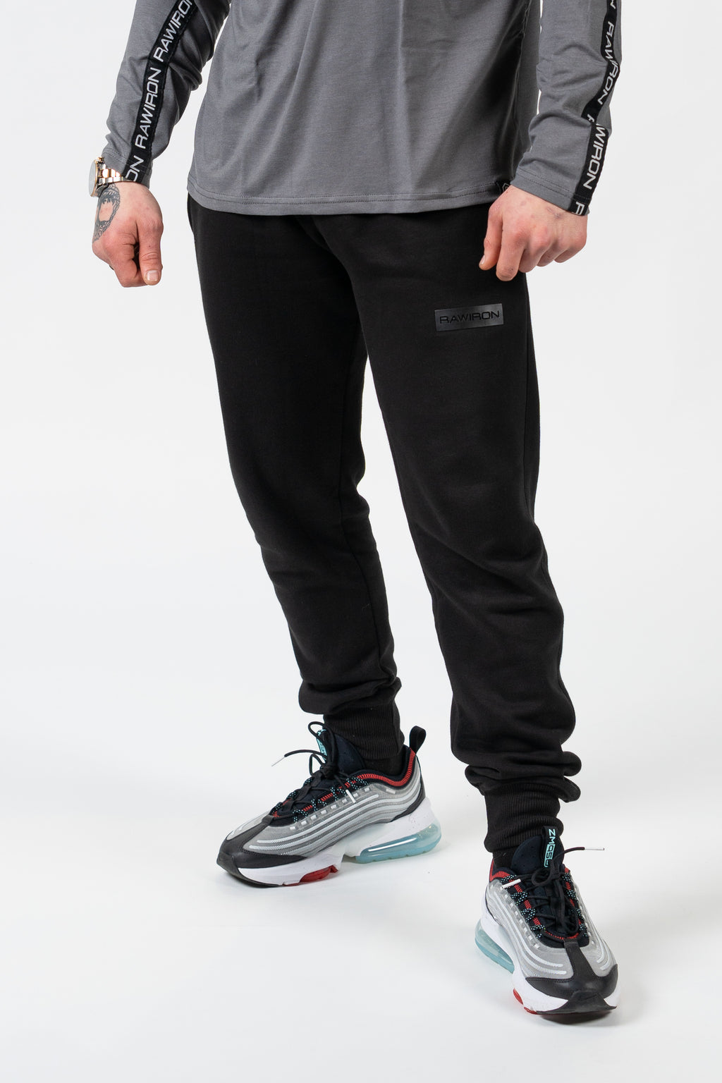 Mens Stealth Jogging Bottoms
