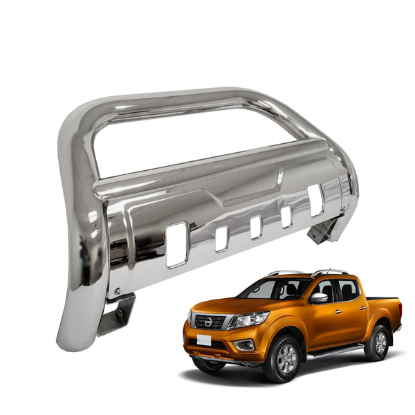 Bull Bar Grille Guard (Nudge Bar) for 2016-2021 Nissan NP-300
