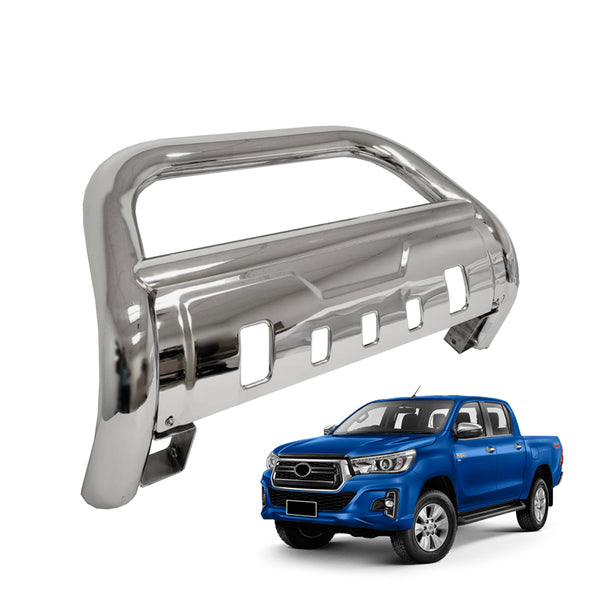 Bull Bar Grille Guard for 2016-2019 Toyota Hilux (Nudge Bar)