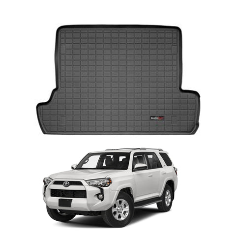 WeatherTech Cargo Liner (Black) for 2014-2021 Toyota 4Runner (3rd Row)