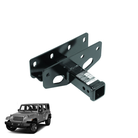 Draw-Tite Towing/Trailer Hitch 76104 Class 3 (Frame Receiver) for 2016-2019 Jeep Wrangler JL