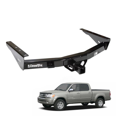 Draw-Tite Towing/Trailer Hitch 75105 (Frame Receiver) for 2000-2006 Toyota Tundra