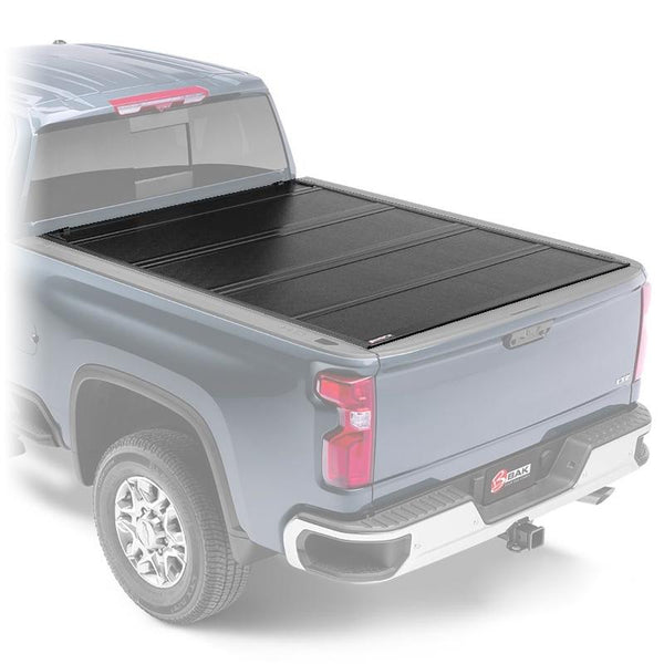 BAKFlip G2 Hard Fold Tonneau Cover for 2017-20 Ford F-250/350 Super Duty 8' Bed