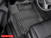WeatherTech Floor Liners (Black) for 2019-2021 Ford Ranger SuperCrew