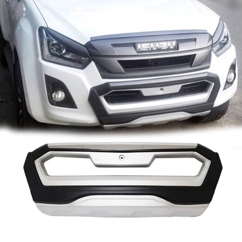 Front Bumper Guard Protector for 2017-2020 Isuzu D-Max