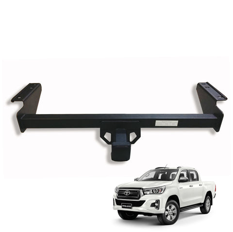 Towing Hitch Receiver Trailer Hauling for 2016-2020 Toyota Hilux