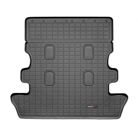 For 13-16 Lexus LX-570 WeatherTech® Cargo Liner (Black)