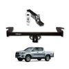 Fenza Towing Kit (Hitch + Ball Mount) for 2016-2019 Toyota Hilux