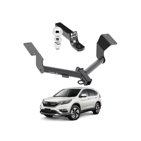 Draw Tite Towing Kit (Frame Receiver + Ball Mount) for 2017-2019 Honda CR-V