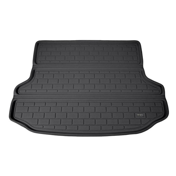 For 2013-2016 Hyundai Santa Fe Fenza 3D Cargo Liner (Black) Behind 3rd Row