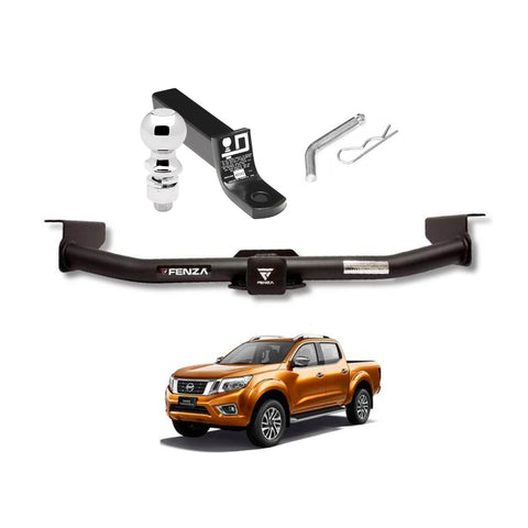 Fenza Towing Kit (Frame Receiver + Ball Mount) for 2016-2021 Nissan NP-300