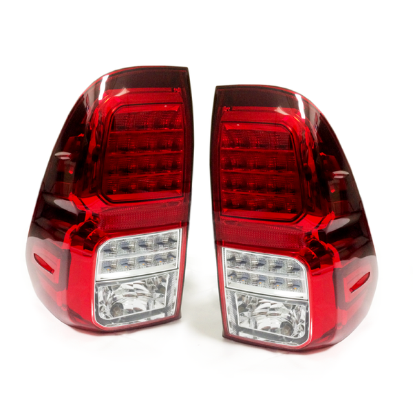 LED Tail Lights for 2016-2018 Toyota Hilux