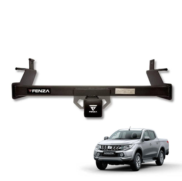 Towing Hitch Receiver Trailer Hauling for 2016-2019 Mitsubishi L-200 Triton