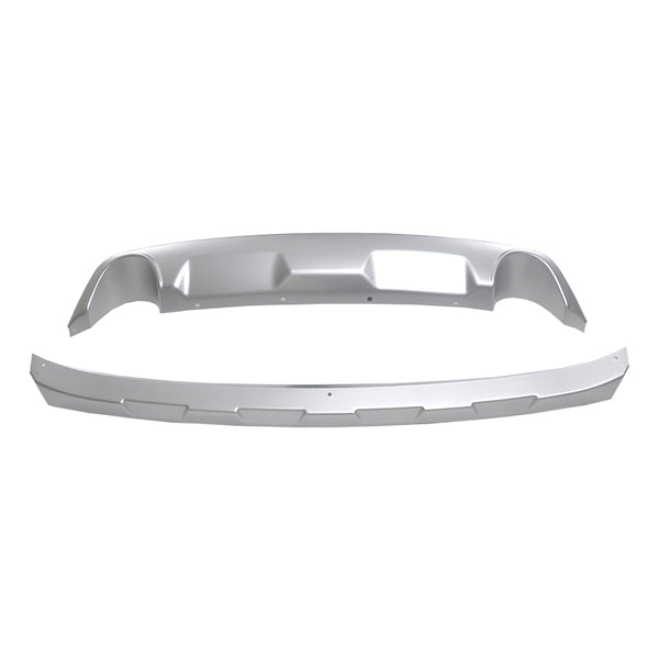 Bumper Skid Plate Guard (Front and Rear) for 2015-2019 Mazda CX-3