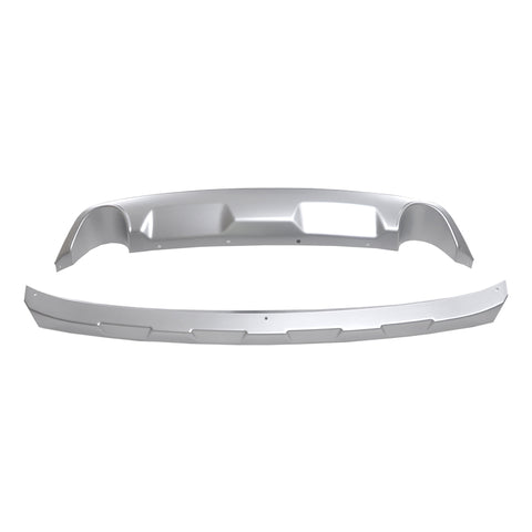 Bumper Skid Plate Guard (Front and Rear) for 2016-2021 Mazda CX3