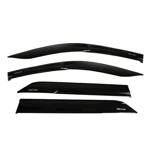 For 2016-2019 Toyota Fortuner Window Visor