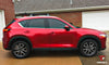 Roof Rails Bars Factory Style for 2017-2019 Mazda CX-5