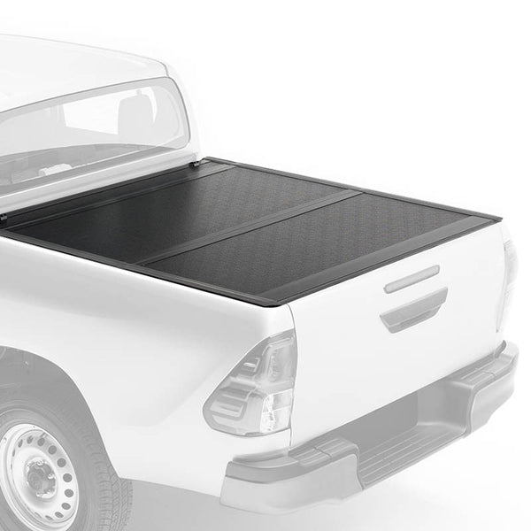 Tonneau Cover Hard Bi-Fold for 2012-2019 Ford Ranger (Export Model)