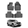 WeatherTech Floor Liners (Black) for 2020 Ford Explorer