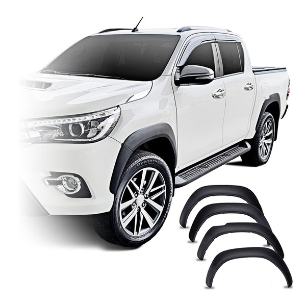 Fender Flares TRD Revo Style for 2016-2020 Toyota Hilux