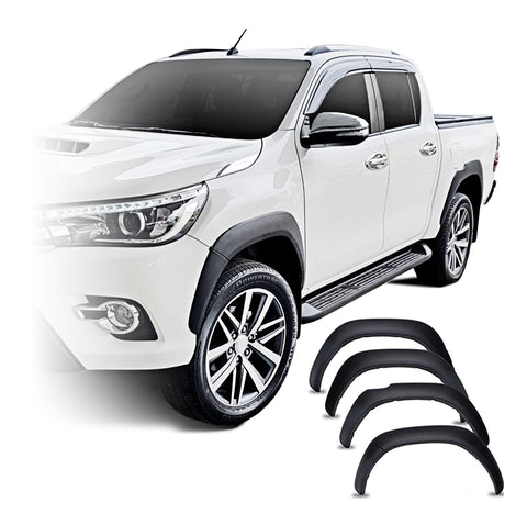 for 2016-2019 Toyota Hilux Roll Bar Flat Base