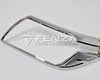 For 2016+ Nissan Frontier NP300 Chrome Cover Trim Headlight Lamp