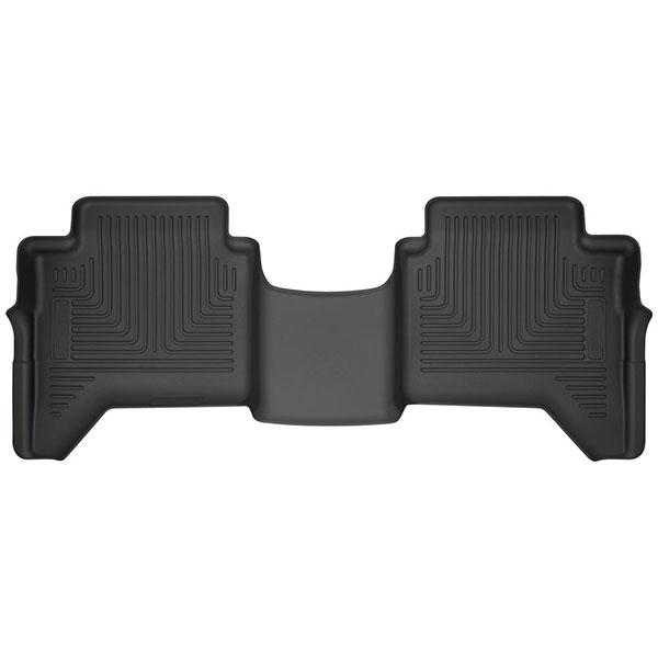 Husky Liners Weatherbeater™ Floor Mats for 2019-20 Dodge RAM 2500 Crew Cab (2nd Seat)
