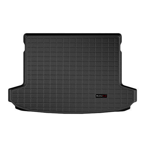 For 2016-2018 Hyundai Tucson WeatherTech® Cargo Liner (Black)